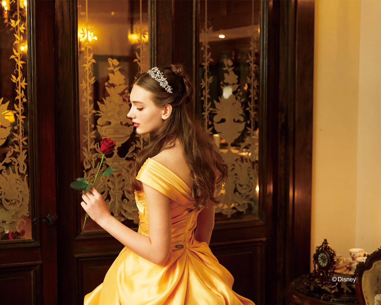 ディズニー ウエディング ドレス コレクション